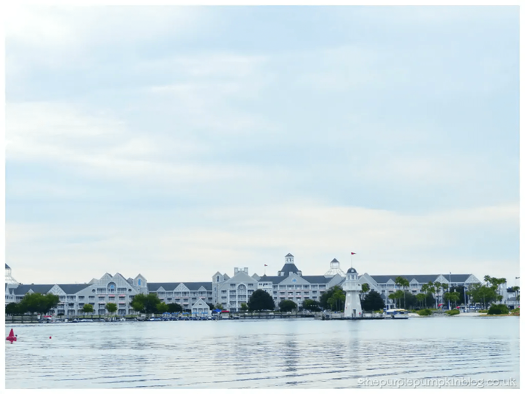 Disneys Yacht and Beach Club Resorts