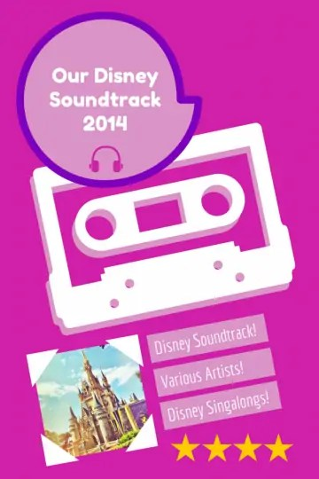 Disney Soundtrack 2014