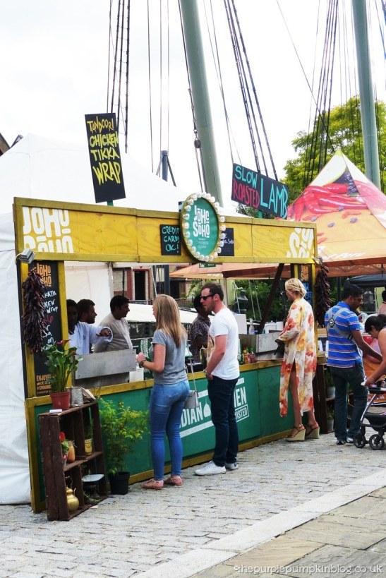 Feast Food Festival at Tobacco Dock London (6)