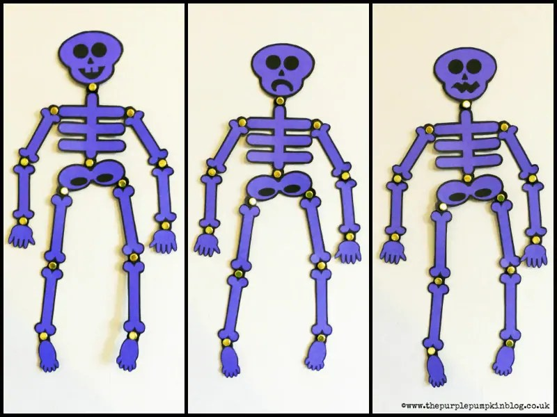 Build A Skeleton Template