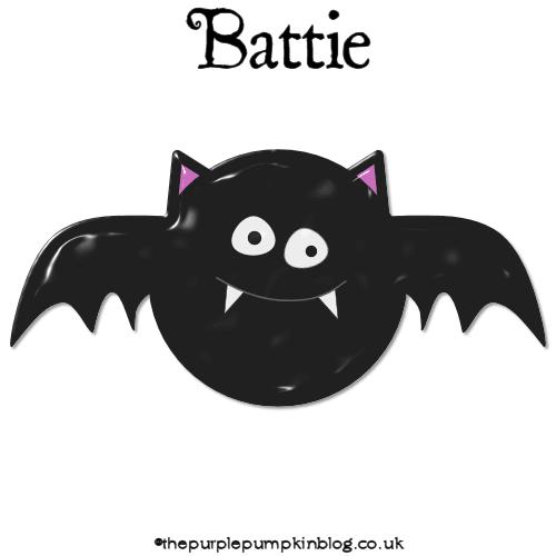Halloween Characters 2014 - Battie