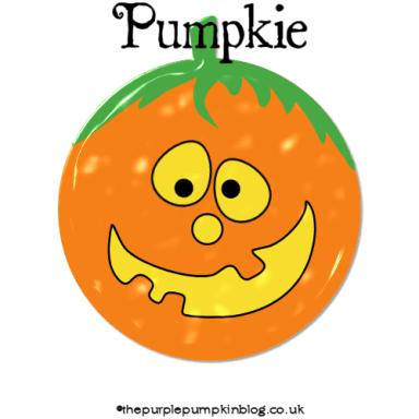 Halloween Characters 2014 - Pumpkie