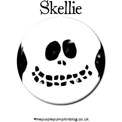 Halloween Characters 2014 - Skellie