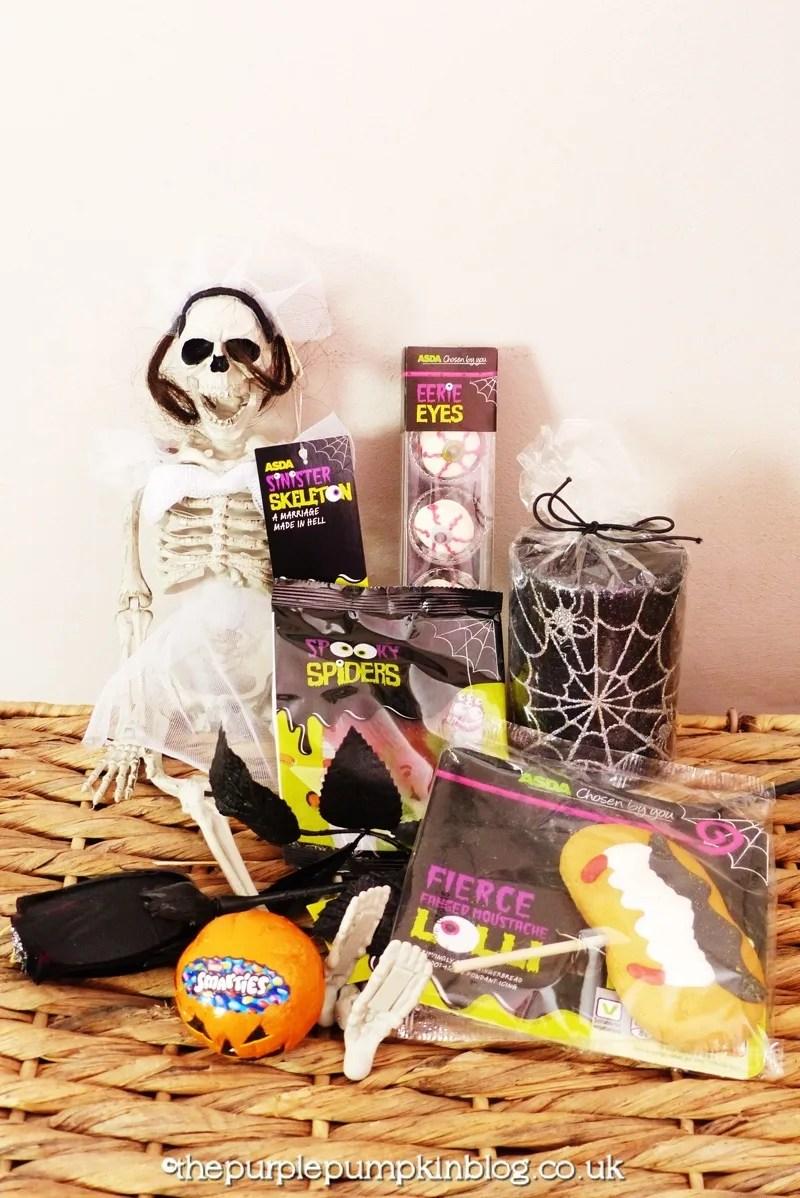 Halloween at Asda