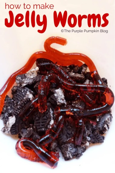 How To Make Jelly Worms
