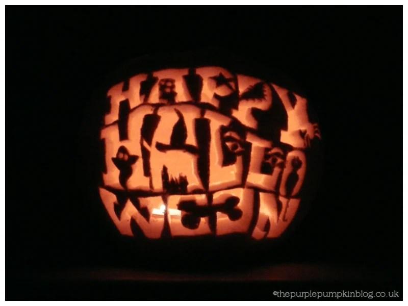 Pumpkin Carvings 2008