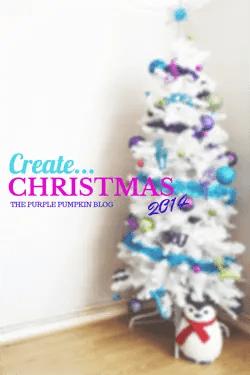 Create Christmas Linky on The Purple Pumpkin Blog