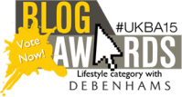 Vote for The Purple Pumpkin Blog in the UK Blog Awards