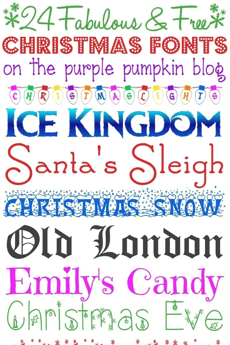 24-Fabulous-and-Free-Christmas-Fonts