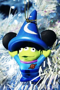 Toy Story Alien Christmas Ornament