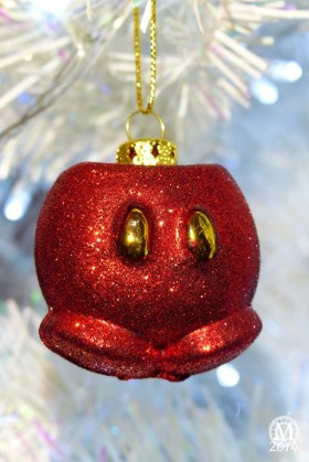 Mickey Mouse Shorts Christmas Ornament