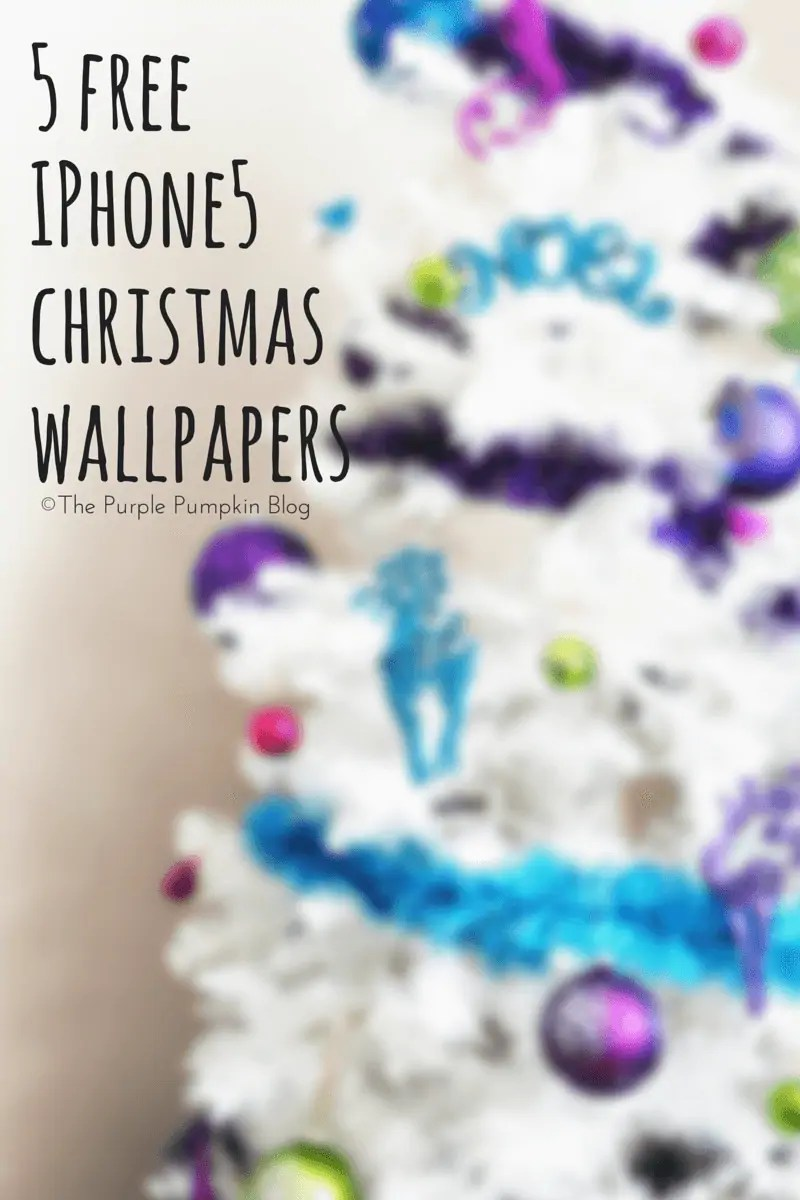 Free iPhone 5 Christmas Wallpapers