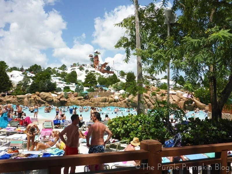 Blizzard Beach - Disney Waterpark