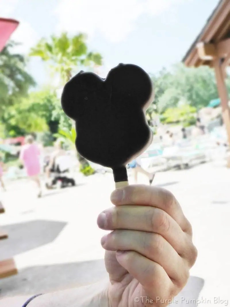 Mickey Ice Cream Bar