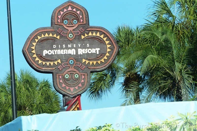 Disney Polynesian Resort