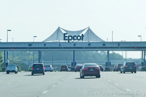 Epcot Toll Gate