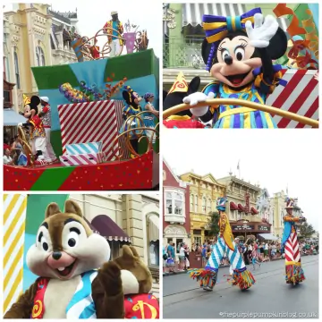 Move It! Shake It! Celebrate It! Street Party Parade at Magic Kingdom