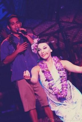 Spirit of Aloha Dinner Show at Disney Polynesian Resort