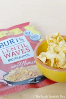 Burts Lentil Waves Thai Sweet Chilli
