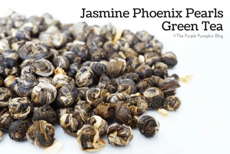Jasmine Phoenix Pearls Green Tea