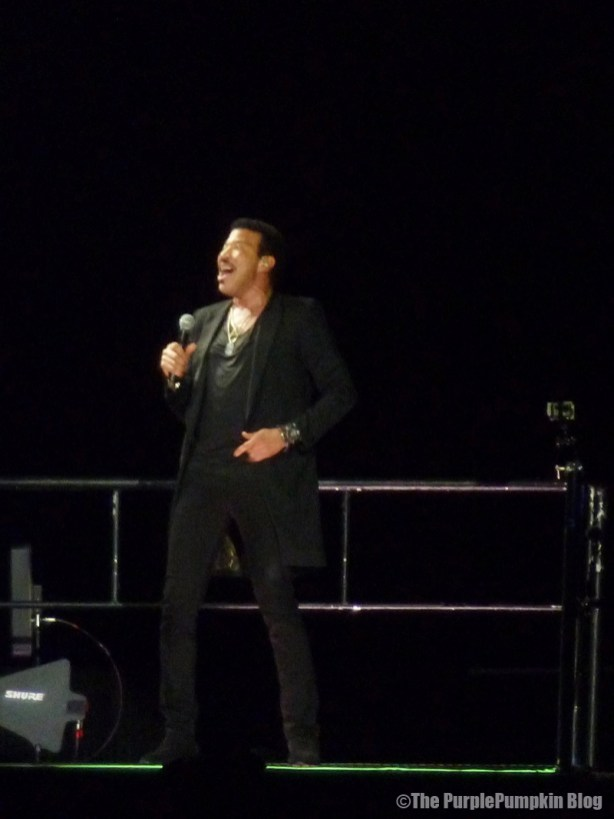 Lionel Richie All The Hits All Night Long Tour at The O2 London (42)