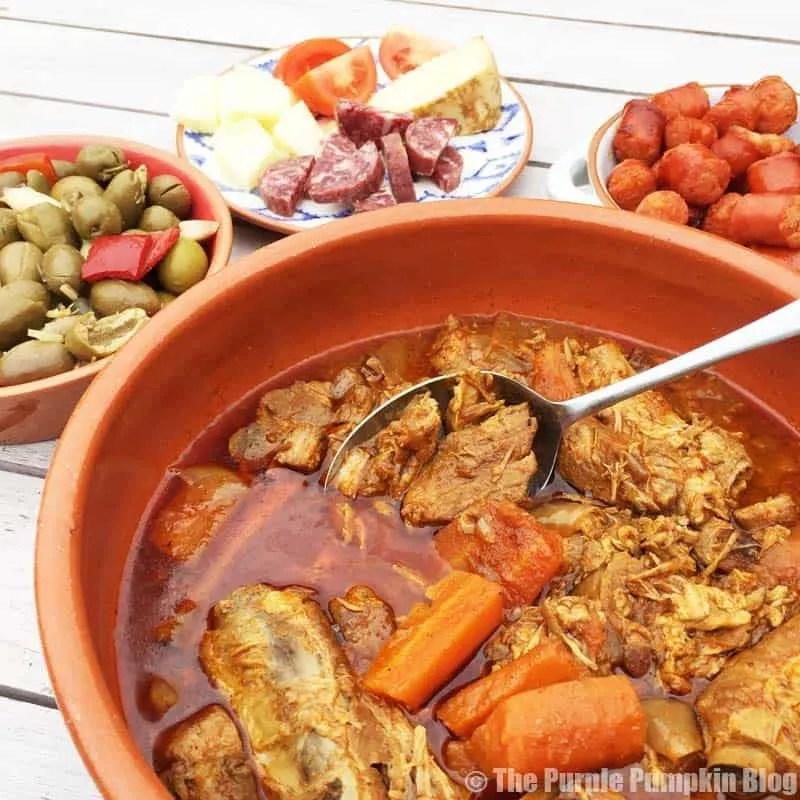 Adobo De Cerdo - Pork in Adobo Sauce 2