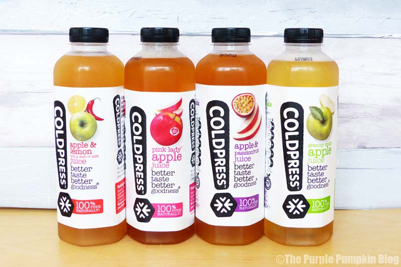 Coldpress Apple Juices