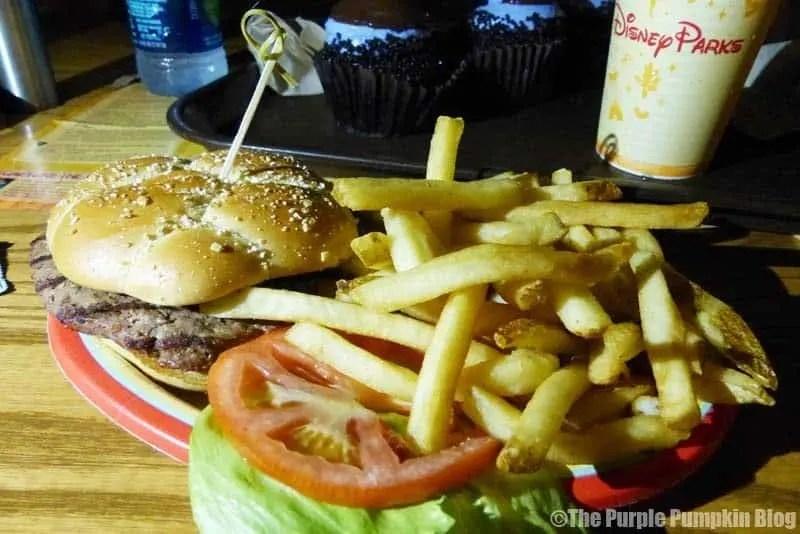Disney Hamburgers
