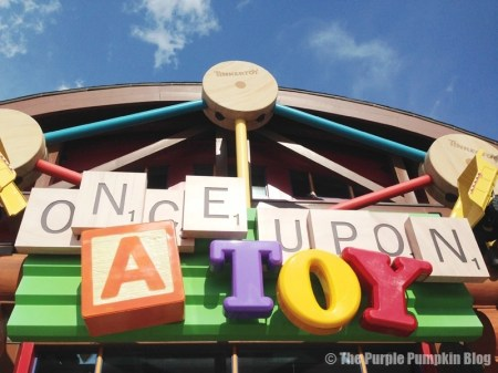 Downtown Disney - Once Upon A Toy (1)