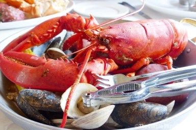 Fultons Crab House - Entrees