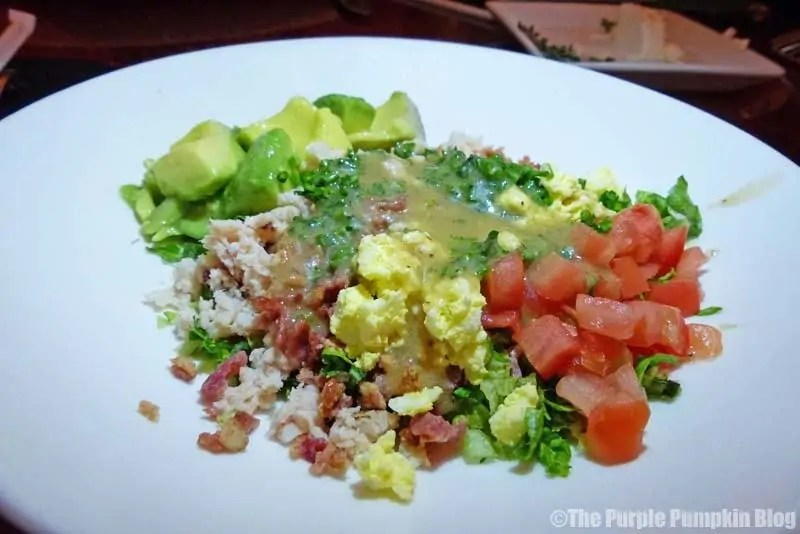 Hollywood Brown Derby - Cobb Salad