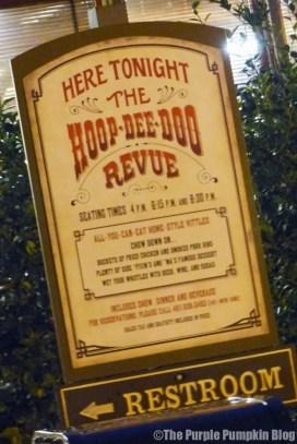 Hoop-Dee-Doo Revue at Pioneer Hall Fort Wilderness (3)