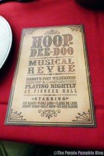 Hoop-Dee-Doo Revue at Pioneer Hall Fort Wilderness