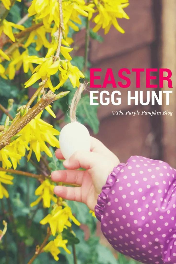 Our Easter Egg Hunt