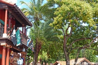 Adventureland at Magic Kingdom