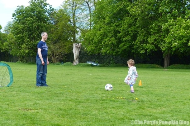 Day Out at Bedfords Park
