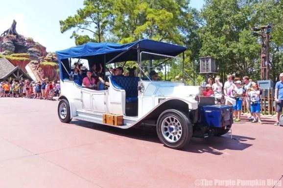 Festival of Fantasy Parade at Disney's Magic Kingdom