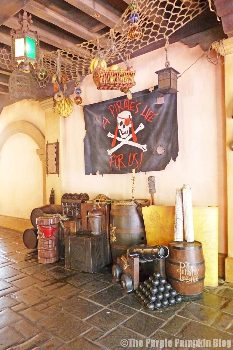 Pirates of the Caribbean at Magic Kingdom