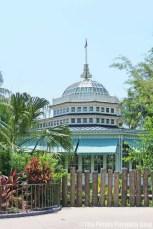 The Crystal Palace at Magic Kingdom