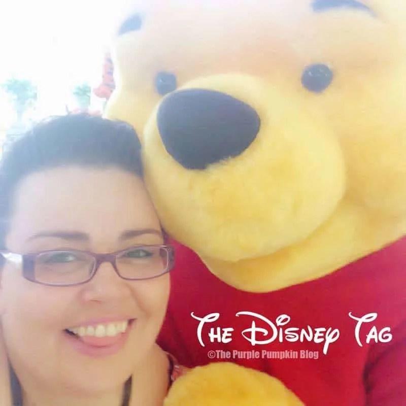 The Disney Tag