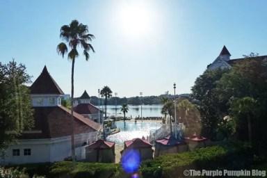 Views from Walt Disney World Monorail