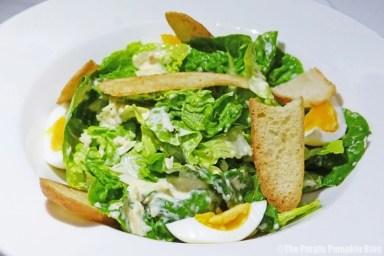 Caesar Salad form The Jugged Hare