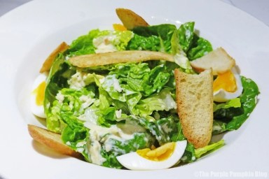 Caesar Salad form The Jugged Hare