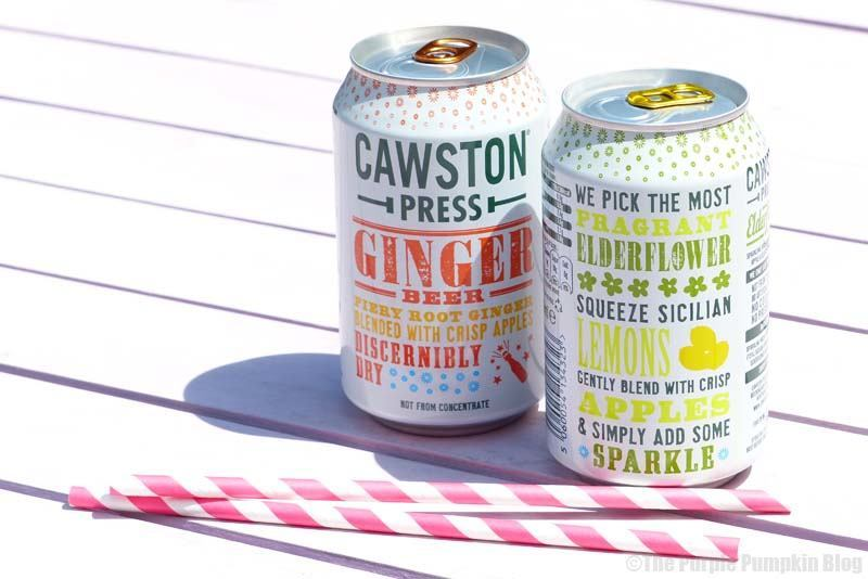 Cawston Press - Elderflower Lemonade + Ginger Beer (1)