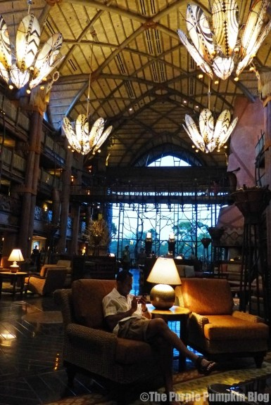 Dinner at Jiko - The Cooking Place - Animal Kingdom Lodge