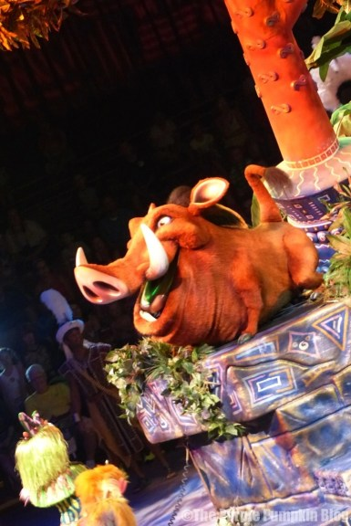 Festival of the Lion King at Animal Kingdom