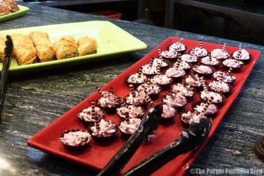 Desserts at Tusker House - Animal Kingdom