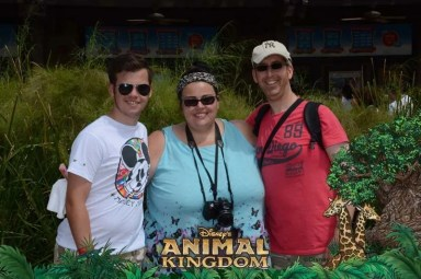 Magic Shots at Animal Kingdom