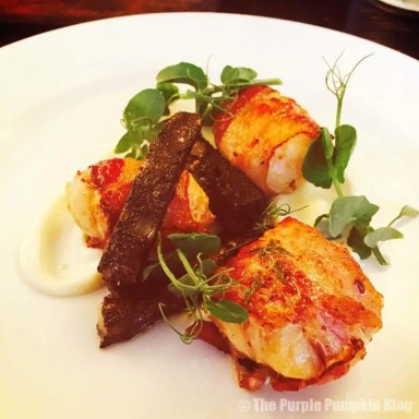 The Jugged Hare - Scallops