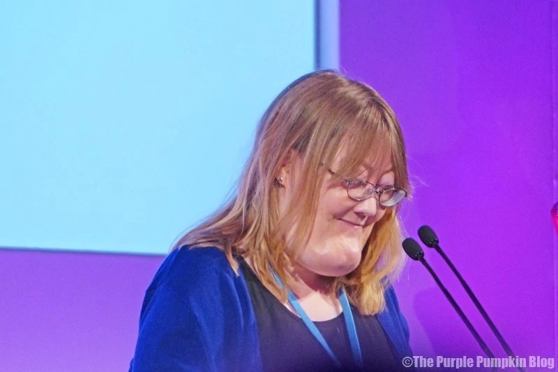 Victoria Wright - Disability and Disfigurement Rights Campaign Manager at Brit Mums Live